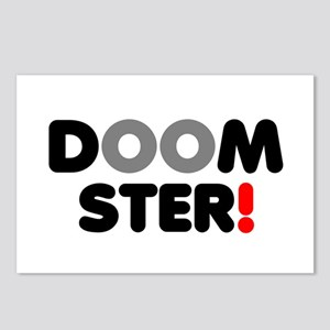 DOOMSTER! Postcards (Package of 8)